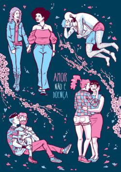 Amor não é doença